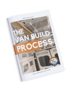 The Van Build Process Guide Cover Image